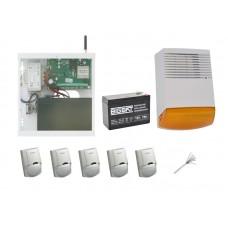 GSM-KITALARM - Kit sistem de alarma GSM