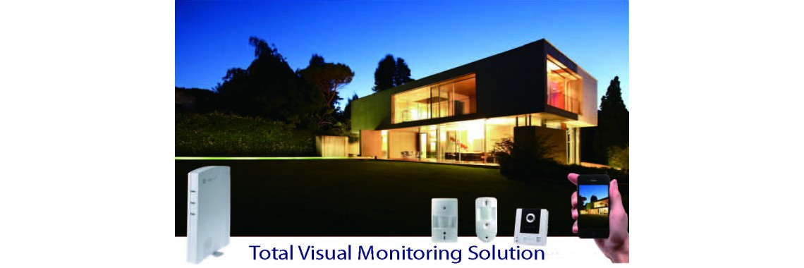 Total Visual Monitoring Solution For Security