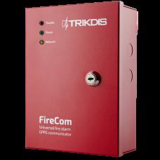 Comunicator GSM pentru centrale de incendiu