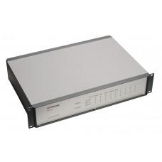 RM14 - Receptor multicanal IP/SMS, poate fi extins VHF/UHF, Telefonic