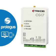 CG17 Comunicator GSM - Controler automatizări